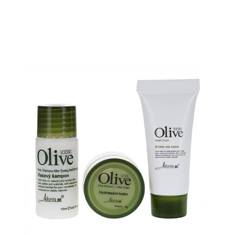 Detail produktu - VZORKY KOSMETIKY OLIVE  - OLIVE