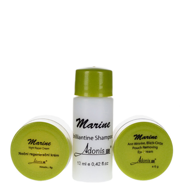 Detail produktu - MARINE VZORKY KOSMETIKY    - MARINE