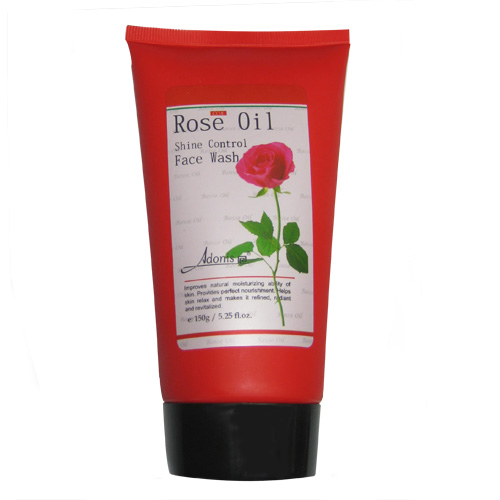 Detail produktu - M�DLO - OIL FREE WASH - ROSE OIL