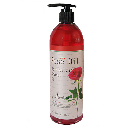 Detail produktu - SPRCHOV� GEL - ROSE OIL