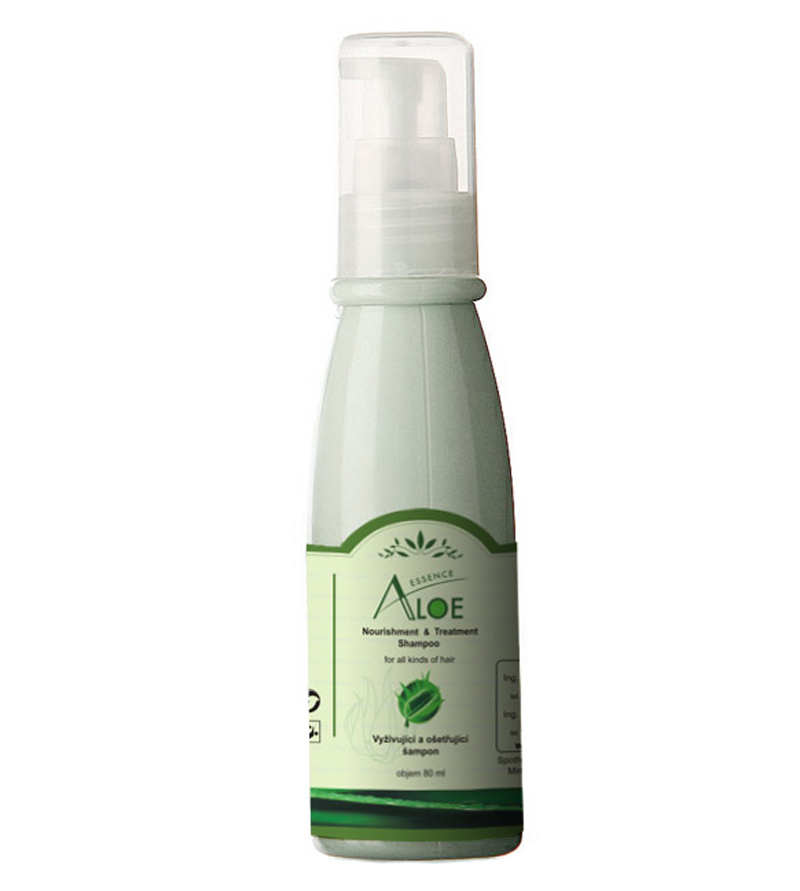 Detail produktu - �AMPON MINI-ALOE VERA  - ALOE