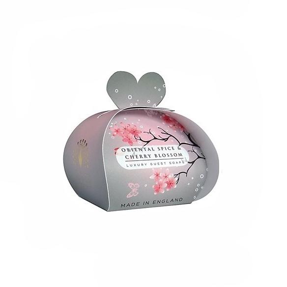 Anglické tuhé dárkové mýdlo - Ma Provence, Francie