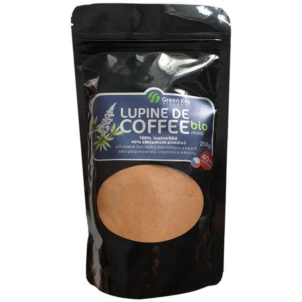 Káva z èisté lupiny - BIO POTRAVINY