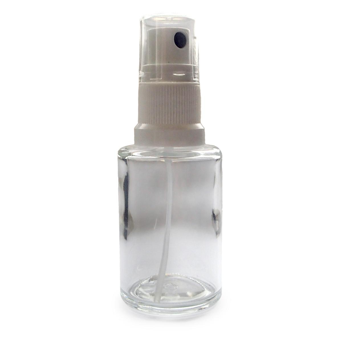 Sklenìný flakon s rozprašovaèem  - Flakony
