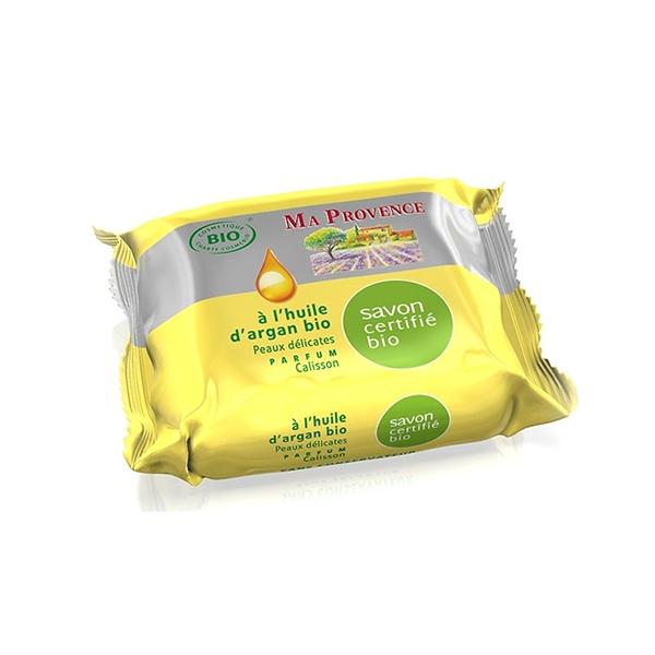 BIO MÝDLO 75 g - s arganovým olejem - Mýdla tuhá a konfety