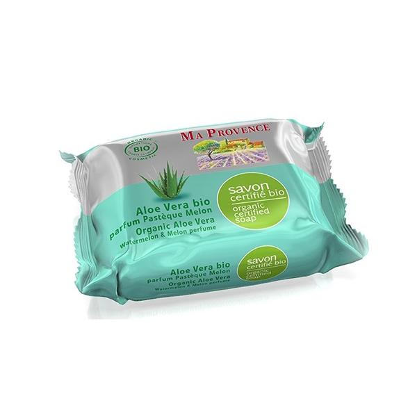BIO MÝDLO 75 g - aloe vera - Mýdla tuhá a konfety
