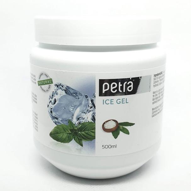 ICE GEL FORTE - 500 g - Výživa a tìlové krémy