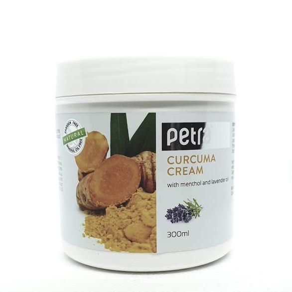 Kurkuma krém - 300 g - Výživa a tìlové krémy