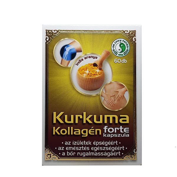 KAPSLE kurkuma-kolagen FORTE - Výživa a tìlové krémy