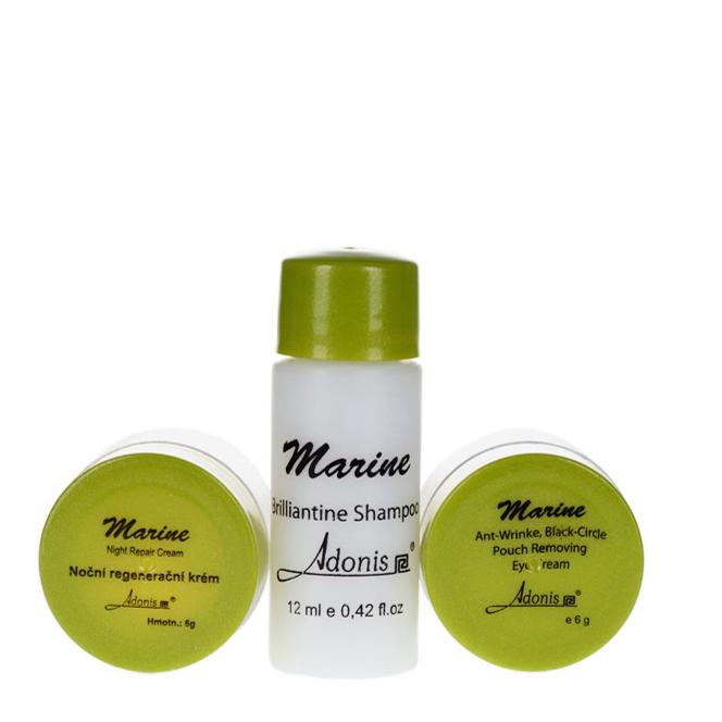 MARINE - gelový krém - vzorek  - KOSMETIKA - zvìtšit obrázek
