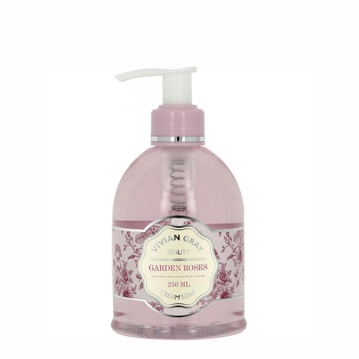 Tekuté mýdlo GARDEN ROSES - Vivian Gray, Provence - zvìtšit obrázek