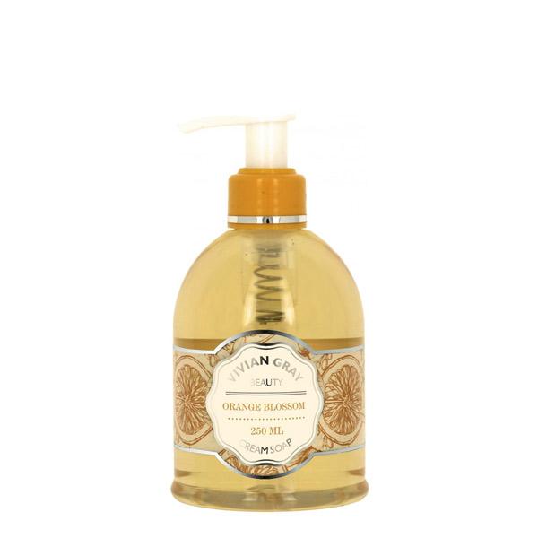 Tekuté mýdlo ORANGE BLOSSOM - Vivian Gray, Provence - zvìtšit obrázek
