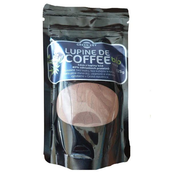 Káva z èisté lupiny - BIO POTRAVINY - zvìtšit obrázek