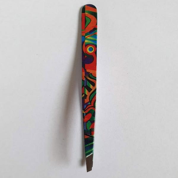 Pinzeta barevná  - Pedikúra, manikúra - zvìtšit obrázek