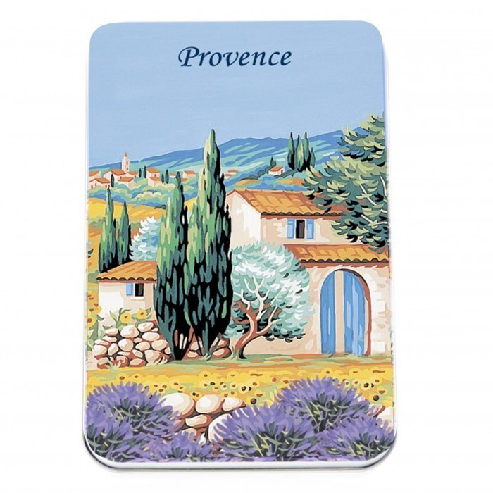 Kazeta mýdel - levandule - Ma Provence, Francie - zvìtšit obrázek