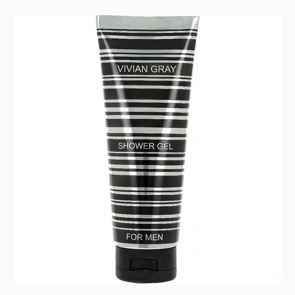 Sprchový gel FOR MEN  - Vivian Gray, Provence - zvìtšit obrázek