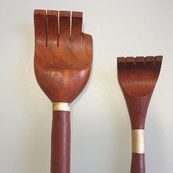 Masážní ruka - 2 ks -  - zvìtšit obrázek