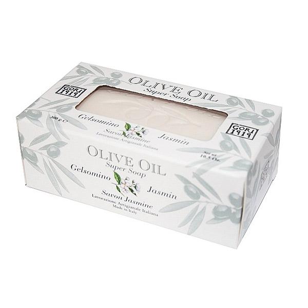 GORI mýdlo - jasmín  - Mýdla tuhá a konfety - zvìtšit obrázek