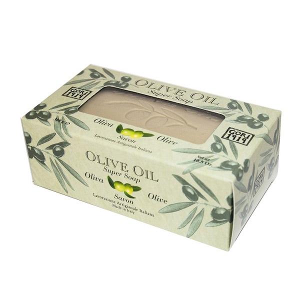 GORI mýdlo - oliva - Mýdla tuhá a konfety - zvìtšit obrázek