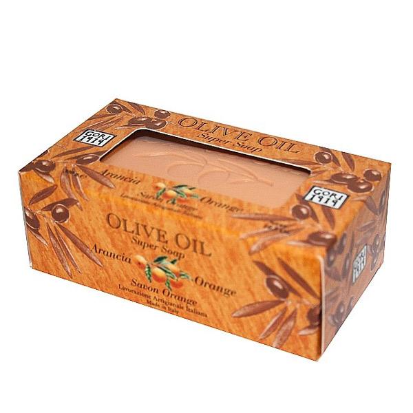 GORI mýdlo - pomeranè - Mýdla tuhá a konfety - zvìtšit obrázek