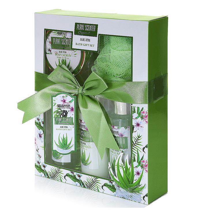 Set Aloe  Vera 5dílný - Aloe, Marine, Botanicals - zvìtšit obrázek