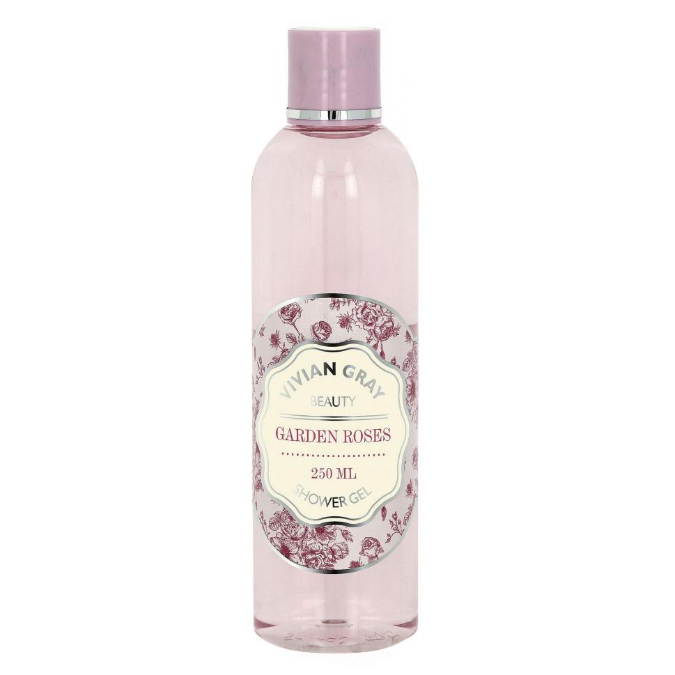 Sprchový gel GARDEN ROSES  - Vivian Gray, Provence - zvìtšit obrázek
