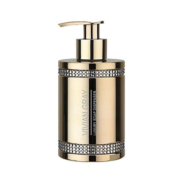 Gold Crystal tekuté mýdlo - Vivian Gray, Provence - zvìtšit obrázek