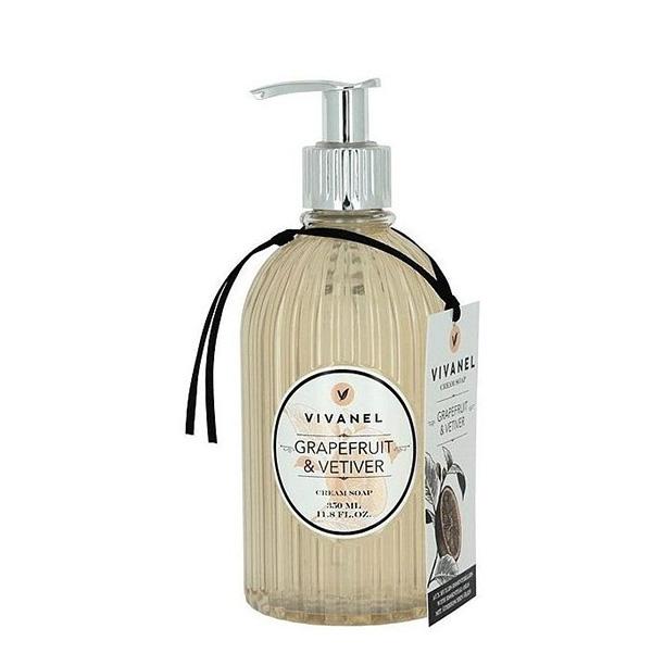 Tekuté mýdlo Grapefruit a Vetiver - Vivian Gray, Provence - zvìtšit obrázek