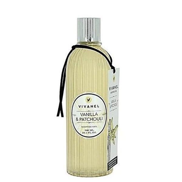 Sprchový gel Vanilka a Patchouli - Vivian Gray, Provence - zvìtšit obrázek