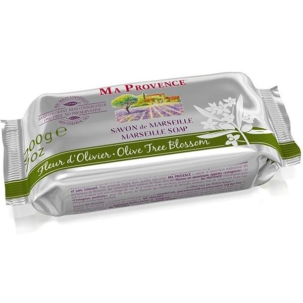 MÝDLO MARSEILLE 200g - oliva - Mýdla tuhá a konfety - zvìtšit obrázek