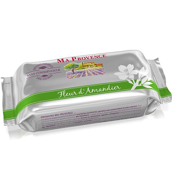 MÝDLO MARSEILLE 200g - mandle - Mýdla tuhá a konfety - zvìtšit obrázek
