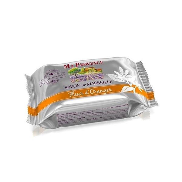 MÝDLO MARSEILLE 100g - orange  - Mýdla tuhá a konfety - zvìtšit obrázek