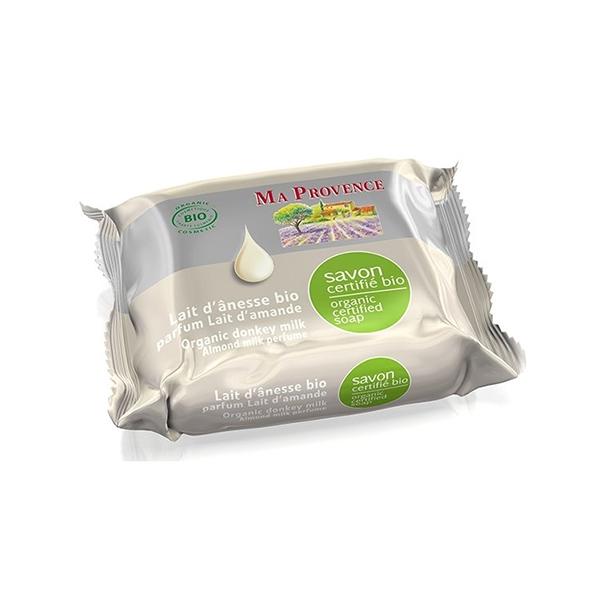 BIO MÝDLO 75 g - s oslím mlékem - Mýdla tuhá a konfety - zvìtšit obrázek