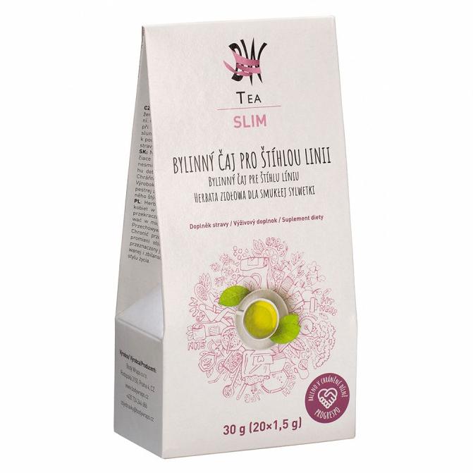 BW Tea Slim - Výživa a tìlové krémy - zvìtšit obrázek
