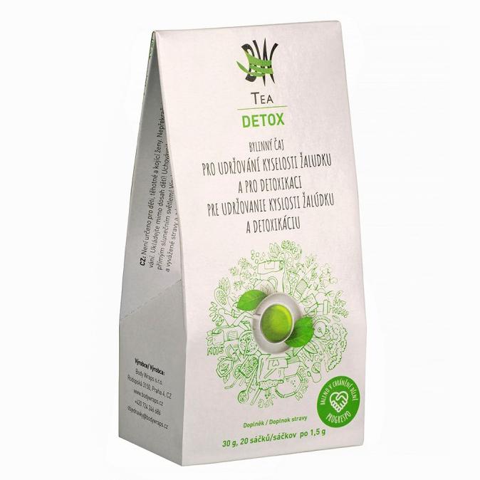 BW Tea Detox - Výživa a tìlové krémy - zvìtšit obrázek